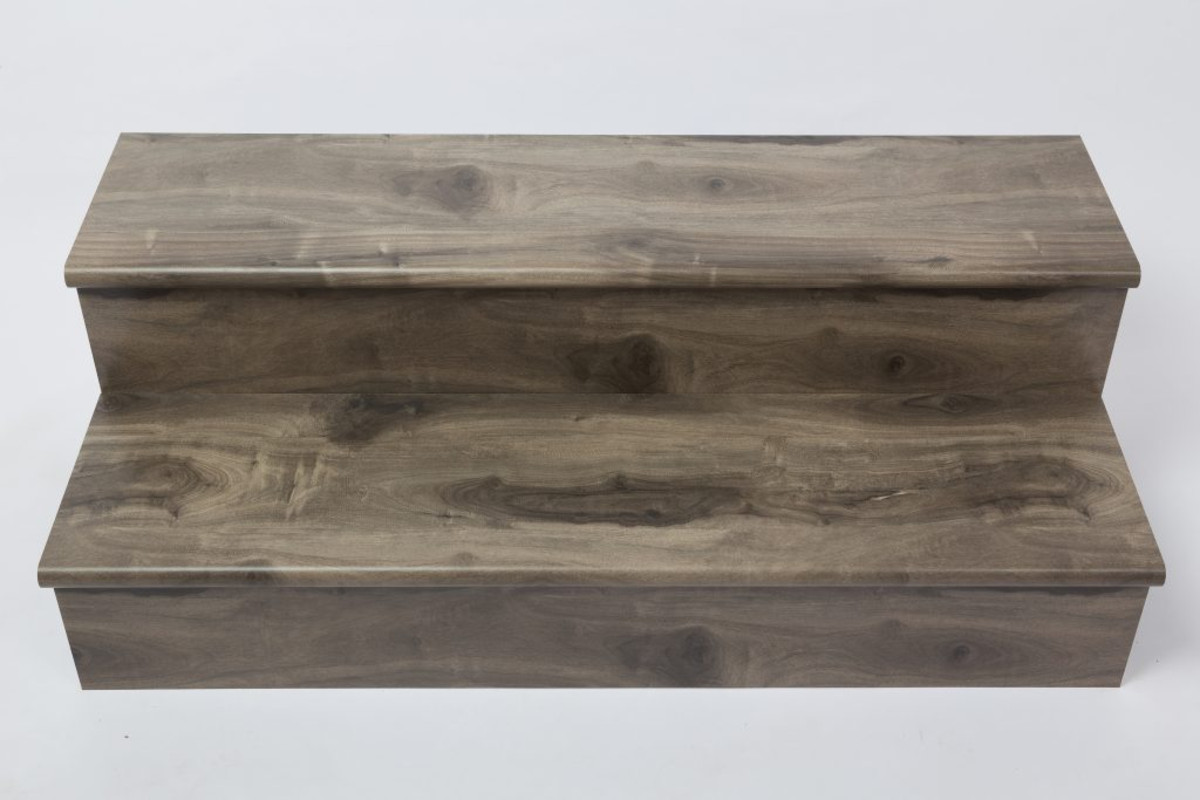 SMOKED GRAY STAIR BOARD LAMINATE ST2309-ST3105