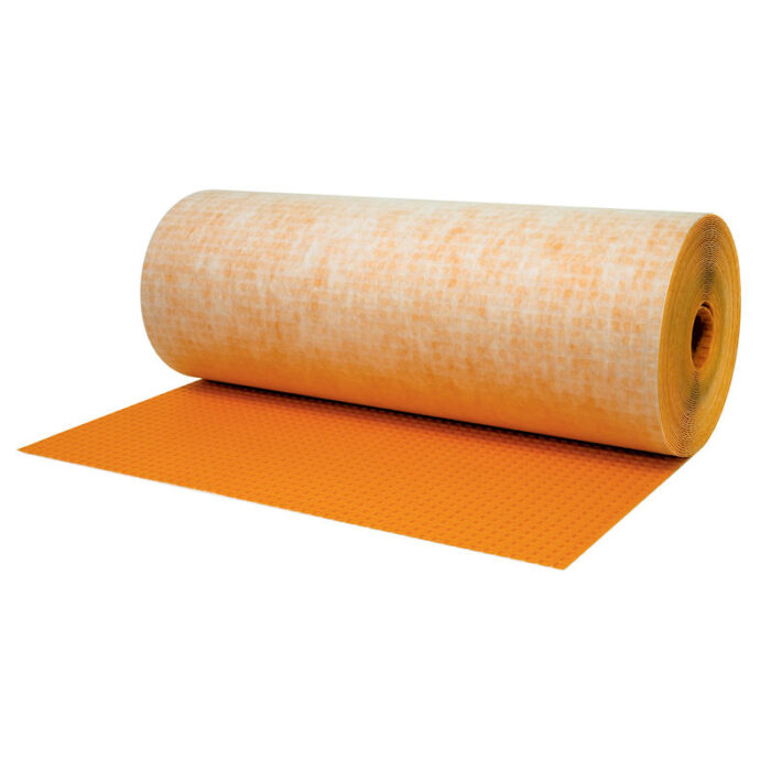 Schluter DITRA Uncoupling membrane Roll 3'3″ Wide x 45'9″ Length x 1/8″ Thick (150 Sq. Ft. / Roll)