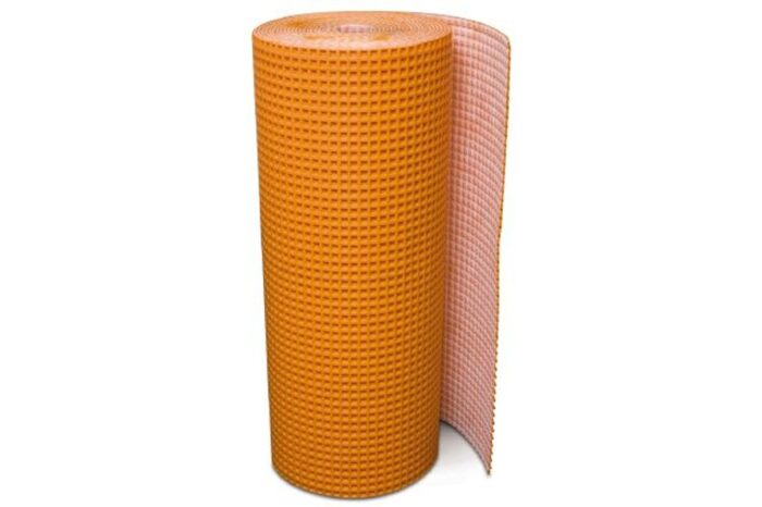 Schluter DITRA-XL Uncoupling membrane Roll 3'3″ Wide x 53'3″ Length x 9/32″ Thick (175 Sq. Ft. / Roll)
