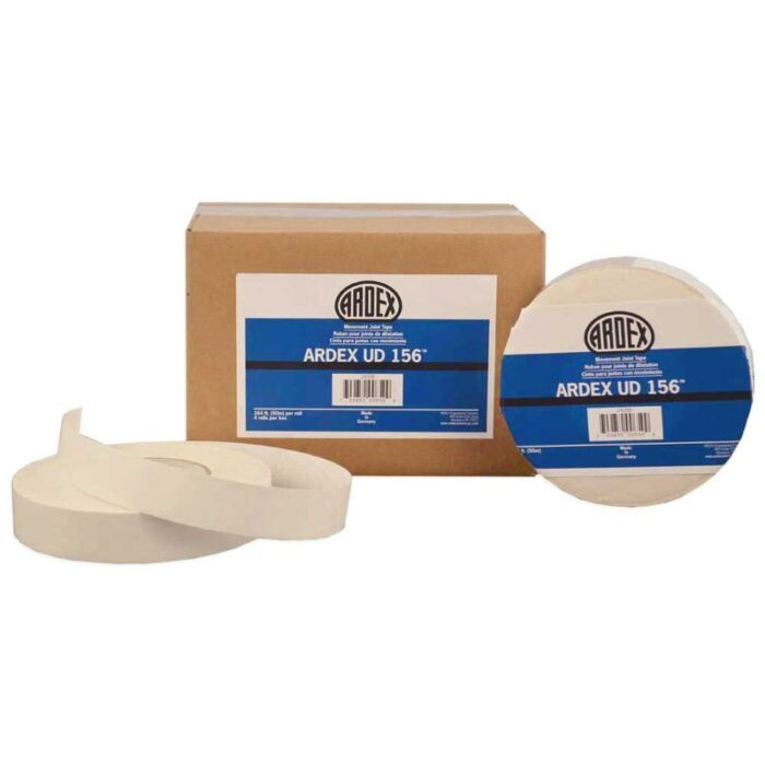 Ardex – UD 156 Movement Joint Tape, 1-1/8″ x 164 ft. Roll – 24564