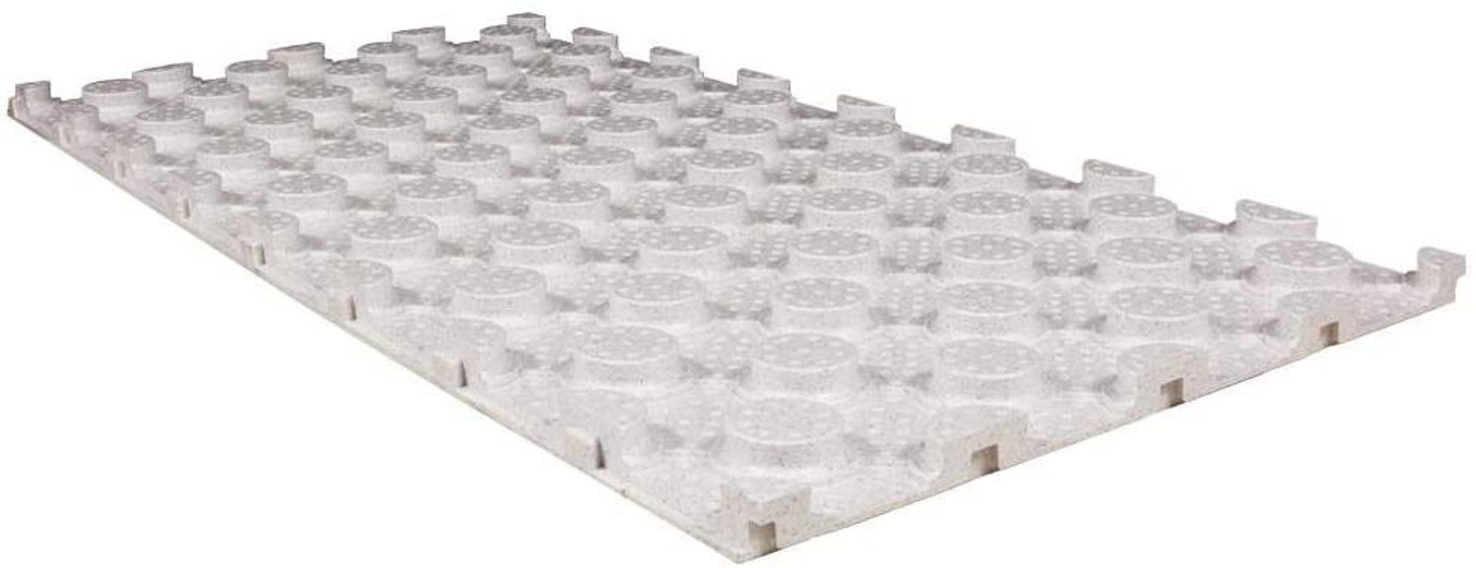 Schluter BEKOTEC-DRAIN – Studded Screed Drain Panel – 47-1/4″ x 35-7/16″ – 29/32″ Thickness